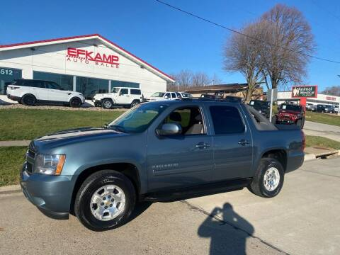 2011 Chevrolet Avalanche for sale at Efkamp Auto Sales LLC in Des Moines IA