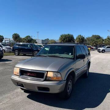 2000 GMC Jimmy for sale at CARZ4YOU.com in Robertsdale AL