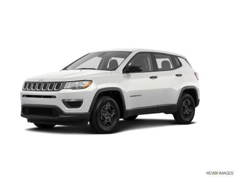 2020 Jeep Compass for sale at TETERBORO CHRYSLER JEEP in Little Ferry NJ