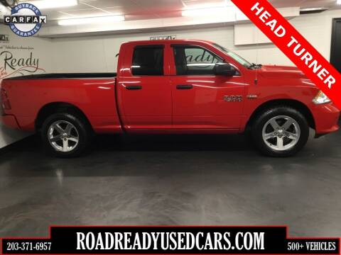 2016 RAM Ram Pickup 1500 for sale at Road Ready Used Cars in Ansonia CT