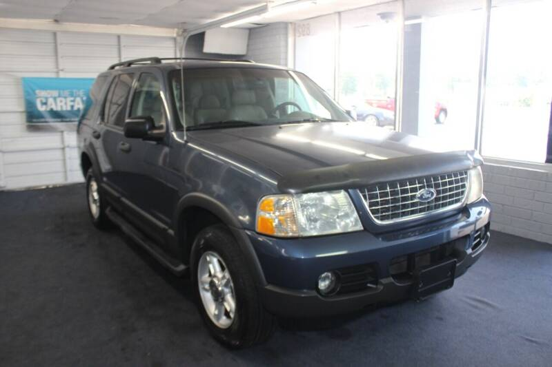 2003 Ford Explorer for sale at Drive Auto Sales in Matthews NC