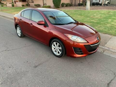 2010 Mazda MAZDA3 for sale at Premier Motors AZ in Phoenix AZ