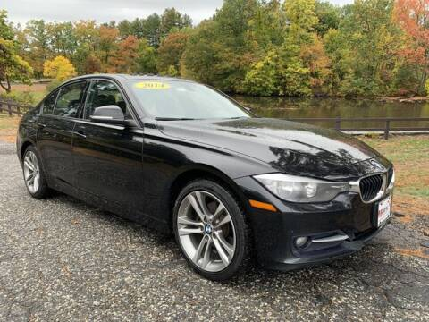 2014 BMW 3 Series for sale at Matrix Autoworks in Nashua NH