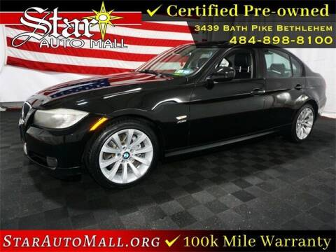 2011 BMW 3 Series for sale at STAR AUTO MALL 512 in Bethlehem PA