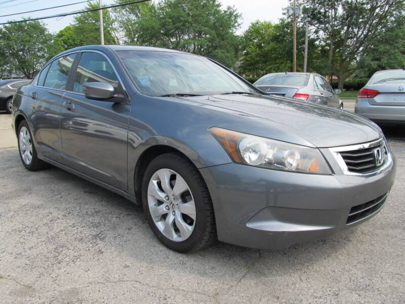 2009 Honda Accord for sale at St. Mary Auto Sales in Hilliard OH
