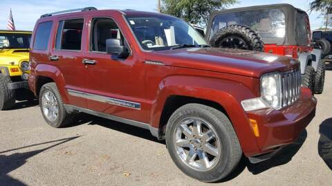 2008 Jeep Liberty for sale at Rodgers Wranglers in North Charleston SC