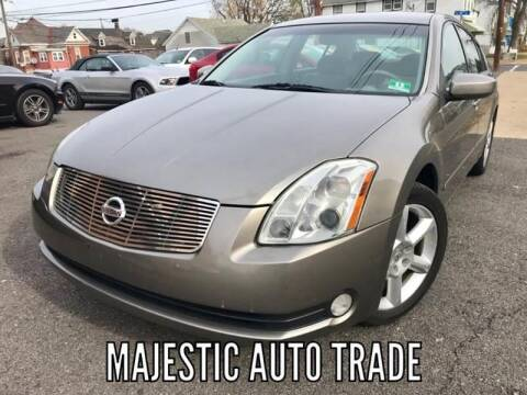 2006 Nissan Maxima for sale at Majestic Auto Trade in Easton PA