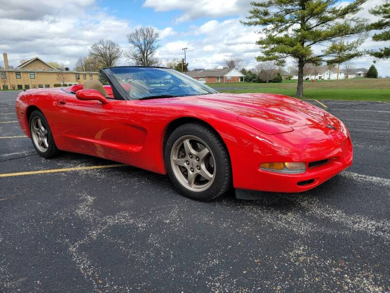 1999 Chevrolet Corvette for sale at Tremont Car Connection in Tremont IL