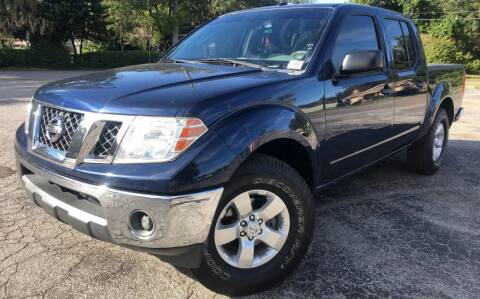 2011 Nissan Frontier for sale at LUXURY AUTO MALL in Tampa FL