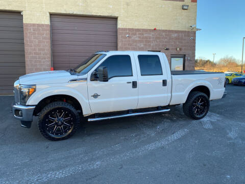 2012 Ford F-250 Super Duty for sale at CarNu  Sales in Warminster PA