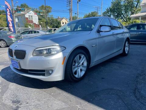 2011 BMW 5 Series for sale at Union Motor Cars Inc in Cleveland OH