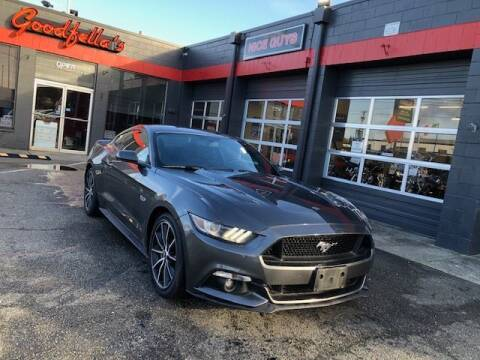 2016 Ford Mustang for sale at Goodfella's  Motor Company in Tacoma WA