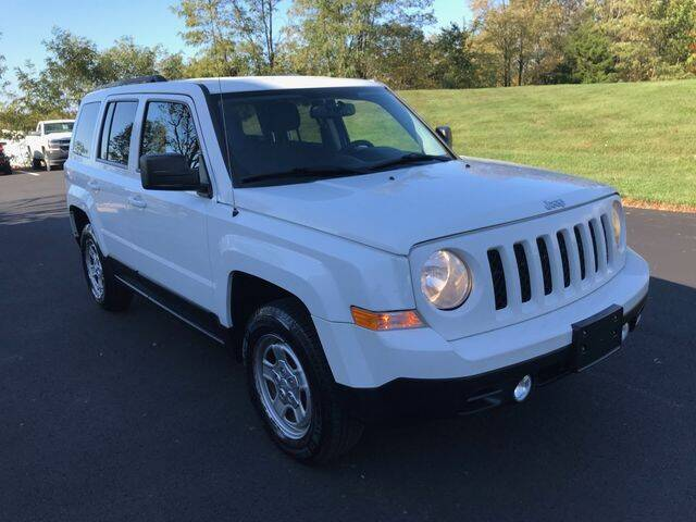 2016 Jeep Patriot for sale at SEIZED LUXURY VEHICLES LLC in Sterling VA