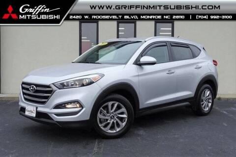 2016 Hyundai Tucson for sale at Griffin Mitsubishi in Monroe NC