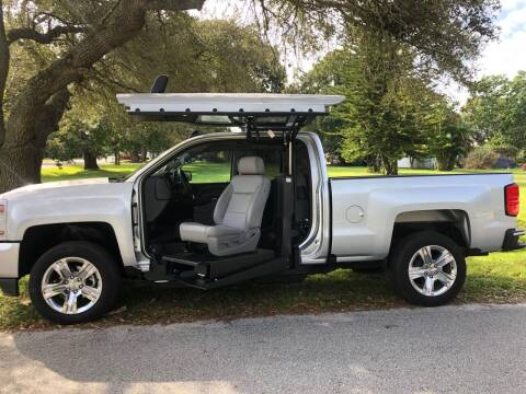 2018 Chevrolet Silverado 1500 for sale at Diversified Auto Sales of Orlando, Inc. in Orlando FL
