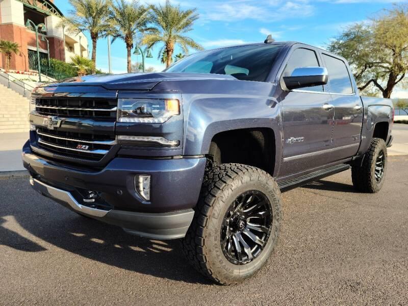 2018 Chevrolet Silverado 1500 for sale at Arizona Auto Resource in Tempe AZ