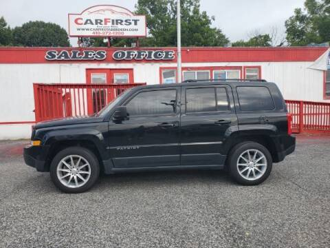 2013 Jeep Patriot for sale at CARFIRST ABERDEEN in Aberdeen MD