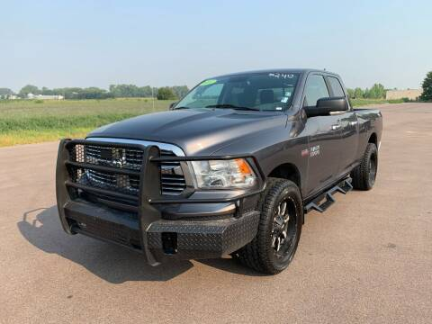 2017 RAM Ram Pickup 1500 for sale at De Anda Auto Sales in South Sioux City NE