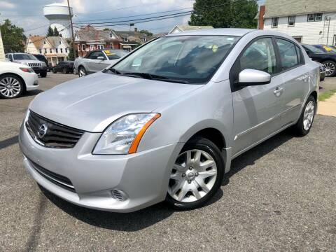 2012 Nissan Sentra for sale at Majestic Auto Trade in Easton PA