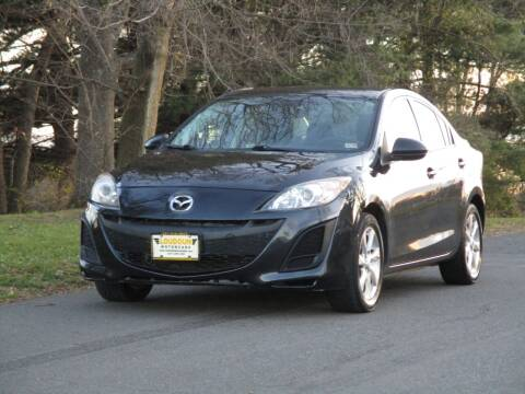 2010 Mazda MAZDA3 for sale at Loudoun Used Cars in Leesburg VA