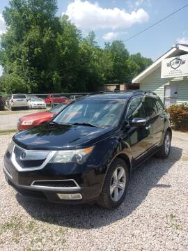 2011 Acura MDX for sale at JM Car Connection in Wendell NC