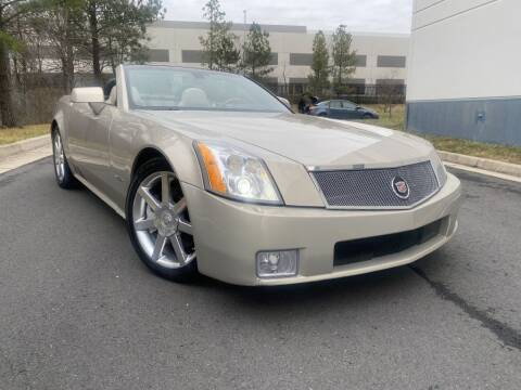 2006 Cadillac XLR for sale at PM Auto Group LLC in Chantilly VA