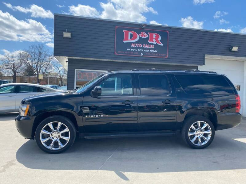 2007 Chevrolet Suburban for sale at D & R Auto Sales in South Sioux City NE