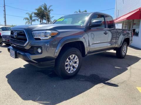 2017 Toyota Tacoma for sale at Auto Max of Ventura in Ventura CA