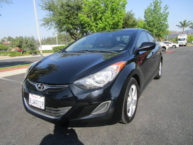 2011 Hyundai Elantra for sale at PRESTIGE AUTO SALES GROUP INC in Stevenson Ranch CA