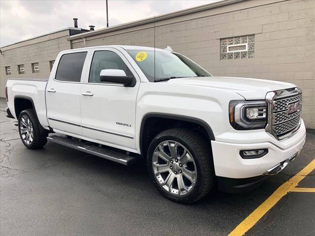 2018 GMC Sierra 1500 for sale at Richardson Sales & Service in Highland IN