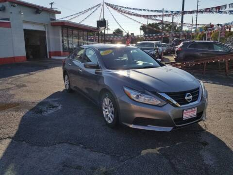 2017 Nissan Altima for sale at Absolute Motors in Hammond IN