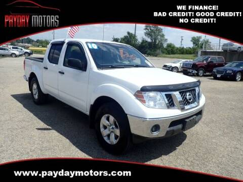 2010 Nissan Frontier for sale at Payday Motors in Wichita KS