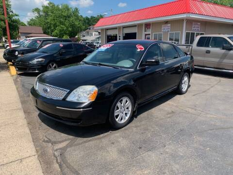 2007 Ford Five Hundred for sale at THE PATRIOT AUTO GROUP LLC in Elkhart IN