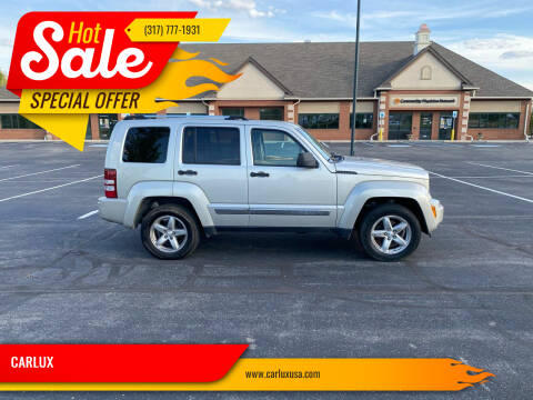 2008 Jeep Liberty for sale at CARLUX in Fortville IN