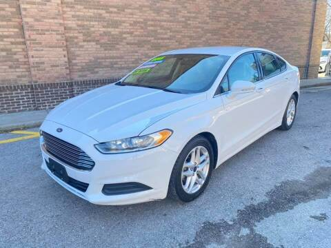2015 Ford Fusion for sale at Quick Stop Motors in Kansas City MO