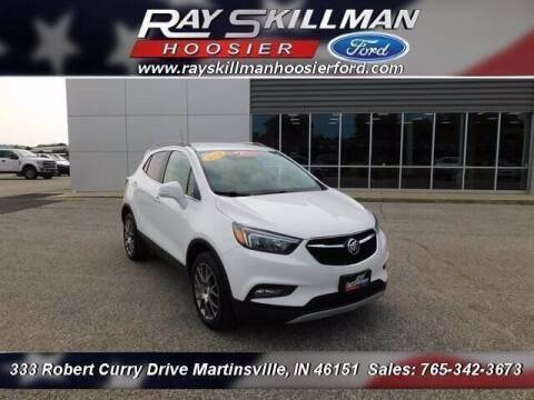 2018 Buick Encore for sale at Ray Skillman Hoosier Ford in Martinsville IN