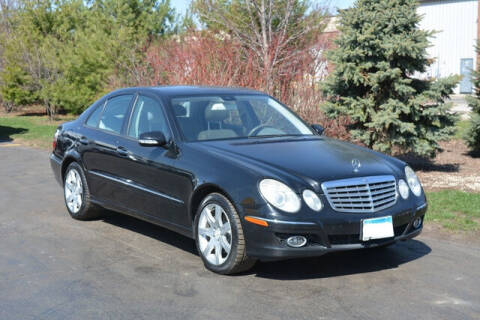 2007 Mercedes-Benz E-Class for sale at Signature Truck Center in Crystal Lake IL