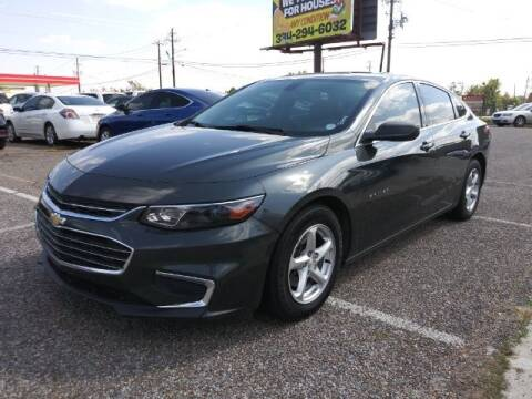 2017 Chevrolet Malibu for sale at 2nd Chance Auto Sales in Montgomery AL