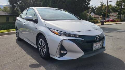 2017 Toyota Prius Prime for sale at CAR CITY SALES in La Crescenta CA