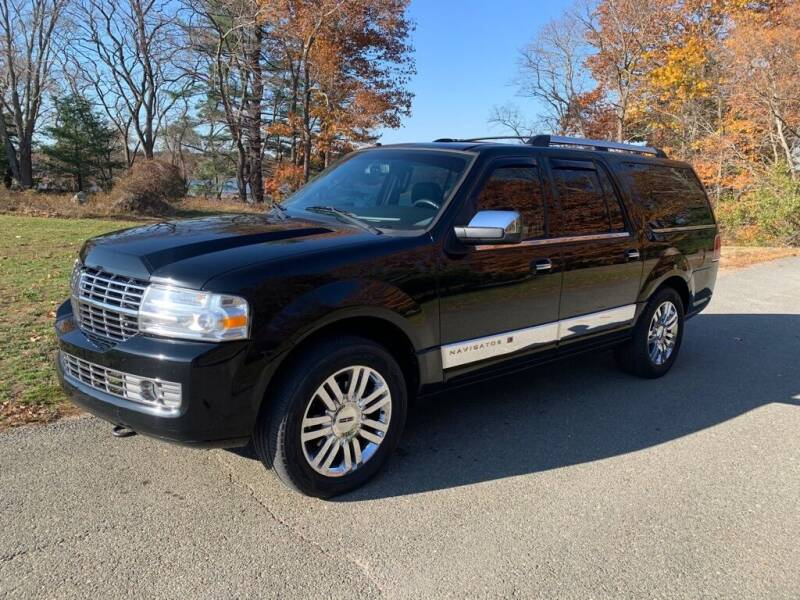 2007 Lincoln Navigator L for sale at Elite Pre-Owned Auto in Peabody MA