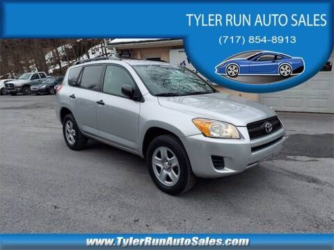 2009 Toyota RAV4 for sale at Tyler Run Auto Sales in York PA