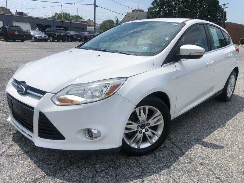 2012 Ford Focus for sale at Capri Auto Works in Allentown PA
