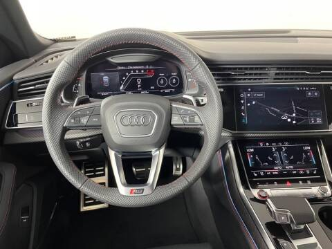 2021 Audi RS Q8 for sale at CU Carfinders in Norcross GA