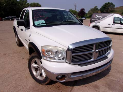 2007 Dodge Ram Pickup 1500 for sale at Barney's Used Cars in Sioux Falls SD