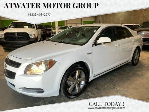 2009 Chevrolet Malibu Hybrid for sale at Atwater Motor Group in Phoenix AZ