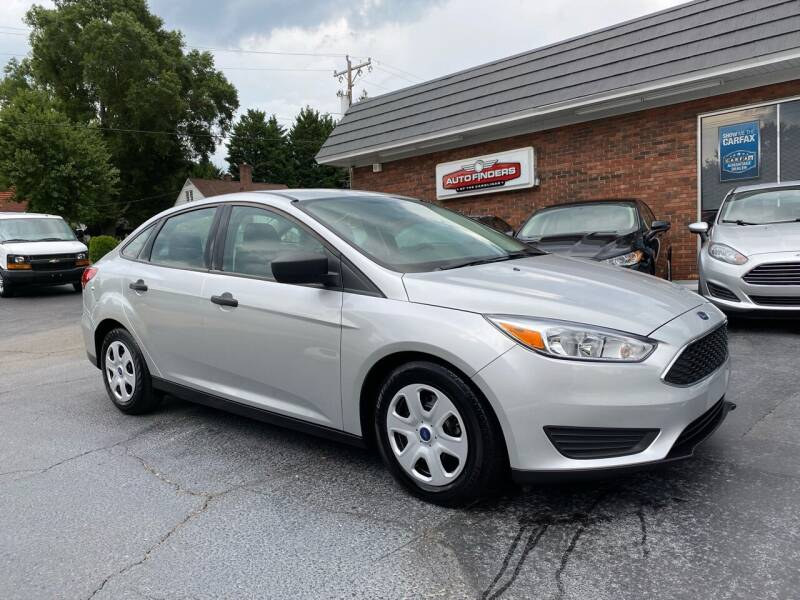 2018 Ford Focus for sale in Hickory, NC