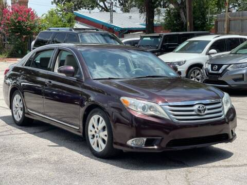 2011 Toyota Avalon for sale at AWESOME CARS LLC in Austin TX
