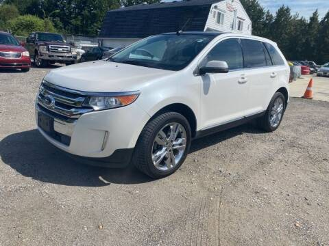2013 Ford Edge for sale at Complete Auto Credit in Moyock NC