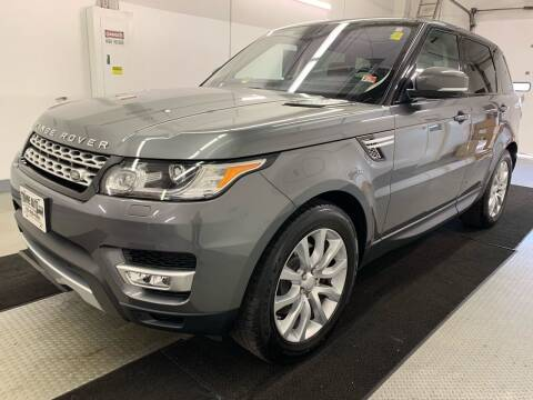 2016 Land Rover Range Rover Sport for sale at TOWNE AUTO BROKERS in Virginia Beach VA
