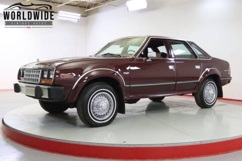 1982 AMC Eagle 30